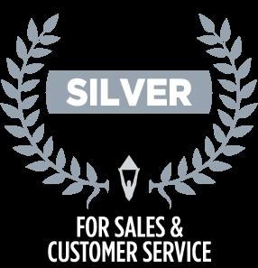 Stevie Award silver winner 2018