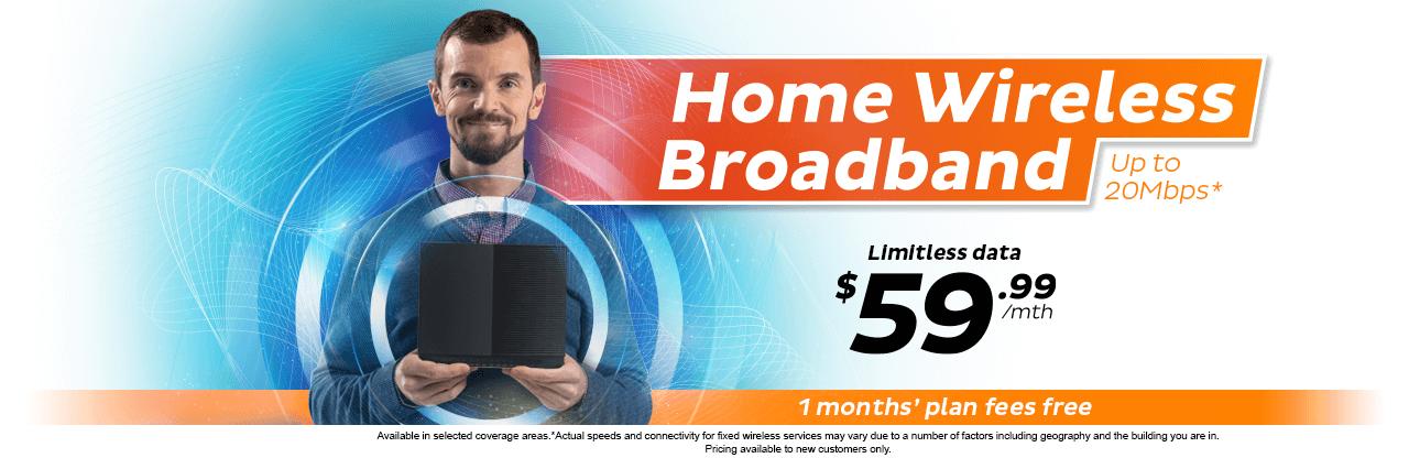 iiNet Home Wireless Broadband