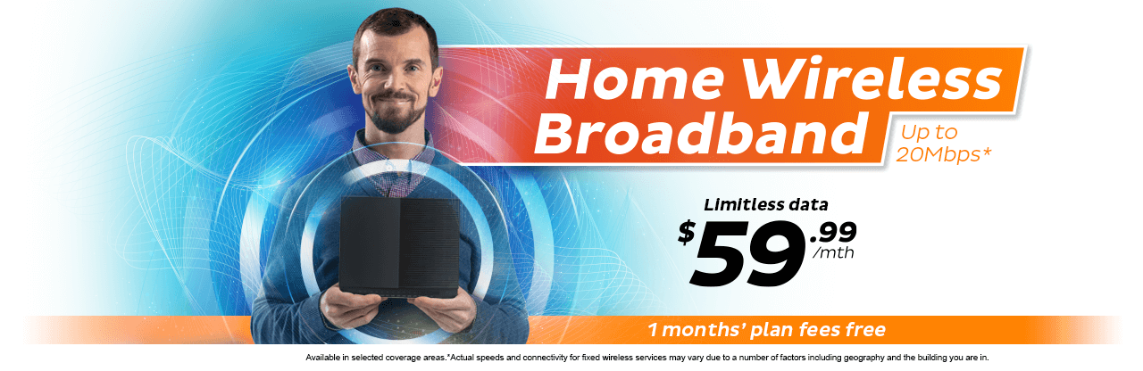 iiNet Home Wireless Broadband