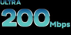 ultra broadband 200