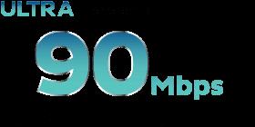 ultra broadband 90