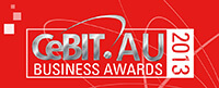 CeBIT.AU Business Award for Service Distinction
