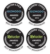 Gizmodo and Lifehacker Awards