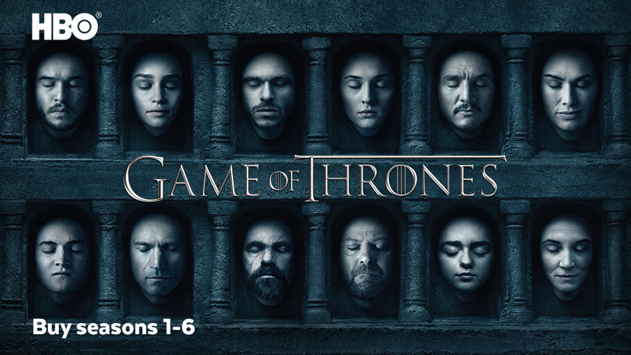 game of thrones image with all faces of characters