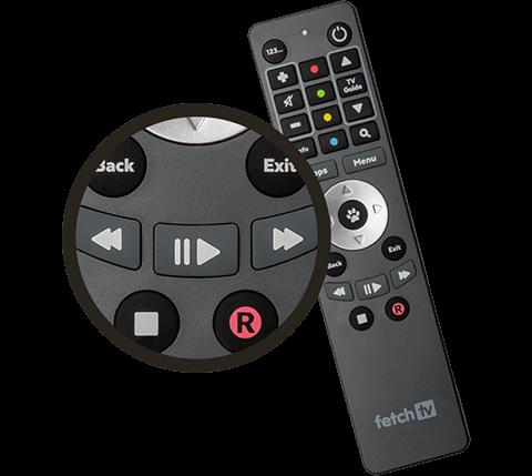 fetch remote